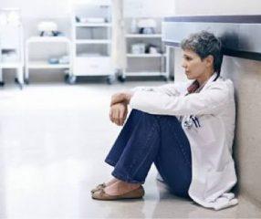 O alto índice de suicídio entre médicos
