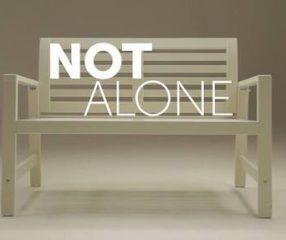 Not alone – Você não está sozinho