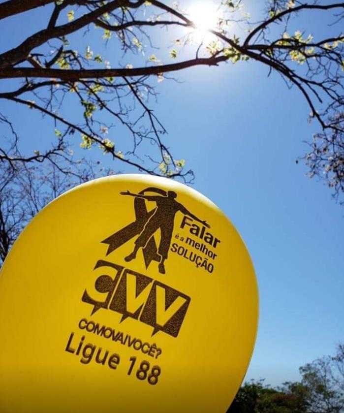 Amarelo, a cor da vida!